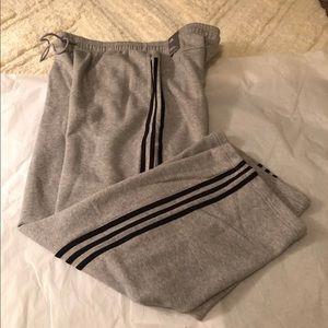 Adidas Men Fleece Sweat Pants XLarge